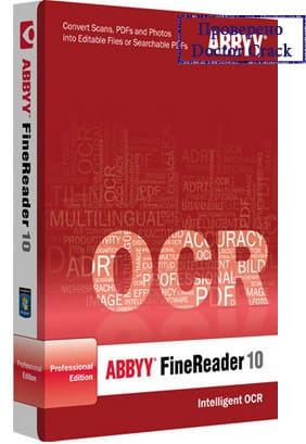 ABBYY FineReader 10 Rus + Ключ