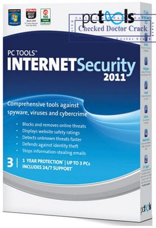 PC Tools Internet Security 8.0.0.624 + Ключ