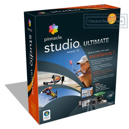 Pinnacle Studio 14 Ultimate + Ключ